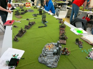 Hot Skaven on Skaven action!