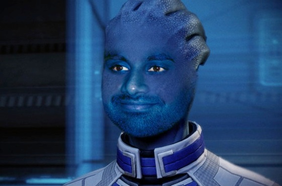 "Run a Google image search for ""asari"" and this is one of the least disturbing images you'll find."