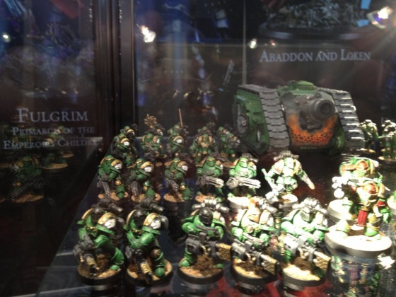Salamanders get a little love as well, with a new unit of heavy flamer-armed guys up front