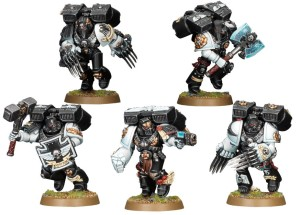 I will probably need some of these eventually for my Raven Guard... especially if they get a scary unit entry in the Horus Heresy series!